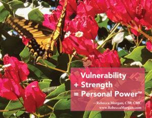 Vulnerability + Strength = Personal Power